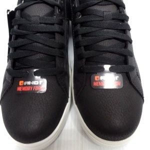 AND1 MEN'S-PREMIUM-Black-Athletic-Basketball-shoes